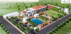 Gardenia Grove Villa's Club House 3D Images
